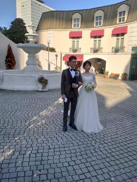 山口くんの結婚式
